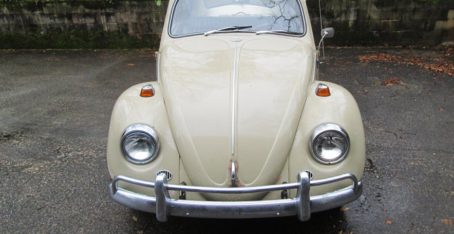 1967 L620 Savanna Beige VW Beetle — SOLD