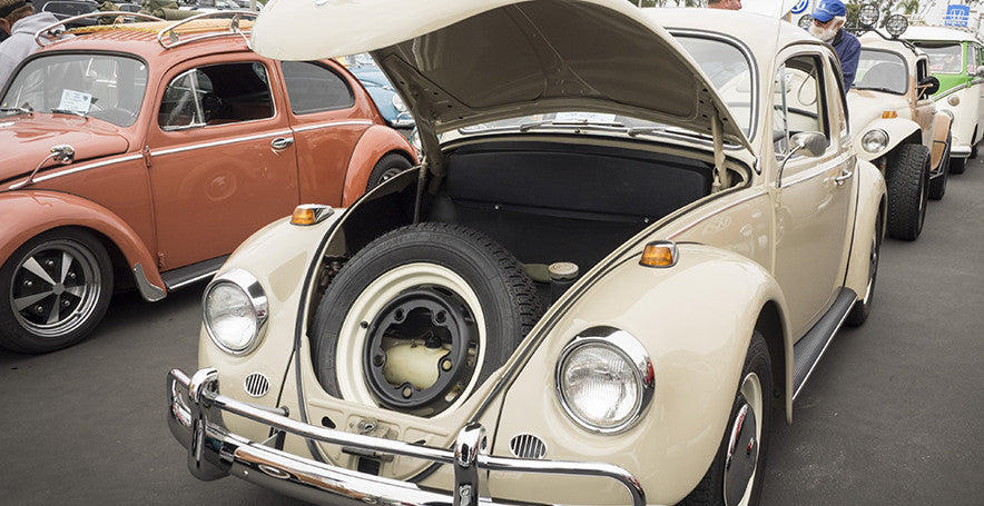 Vintage Vw Parts Classic Volkswagen Accessories Air Cooled