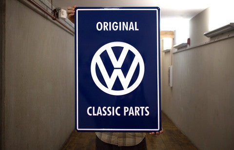 Vintage VW Parts and Accessories · by Lane Russell
