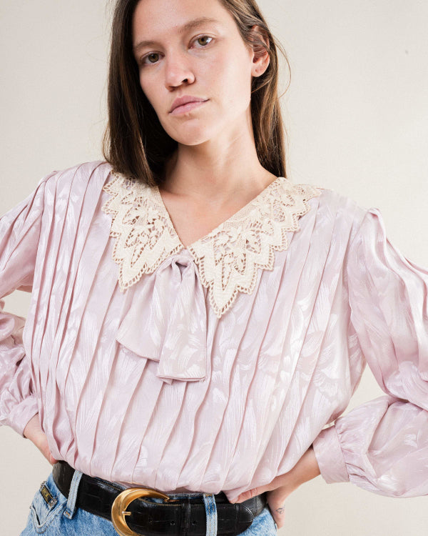 Country Girl Blouse By Closed Caption