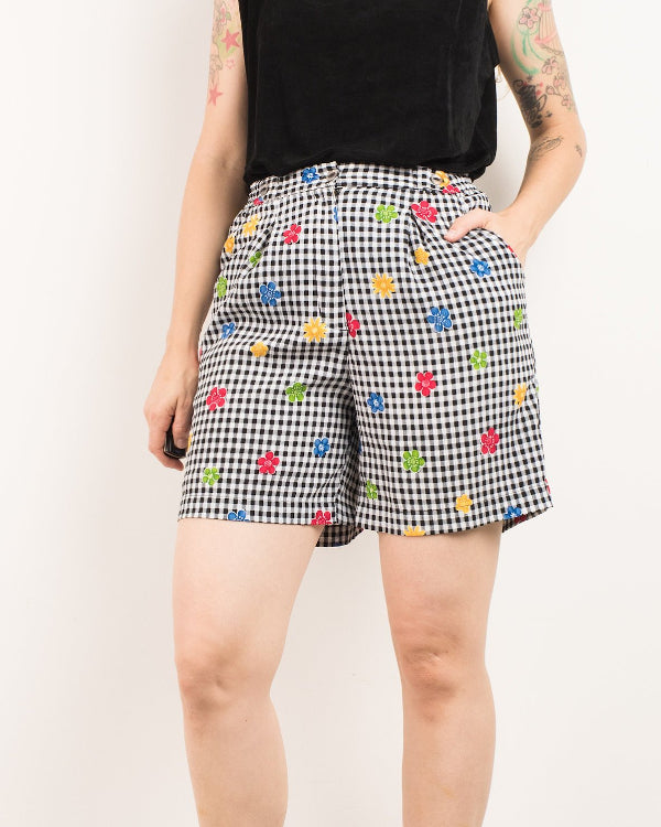 Mix Pattern Shorts By Closed Caption