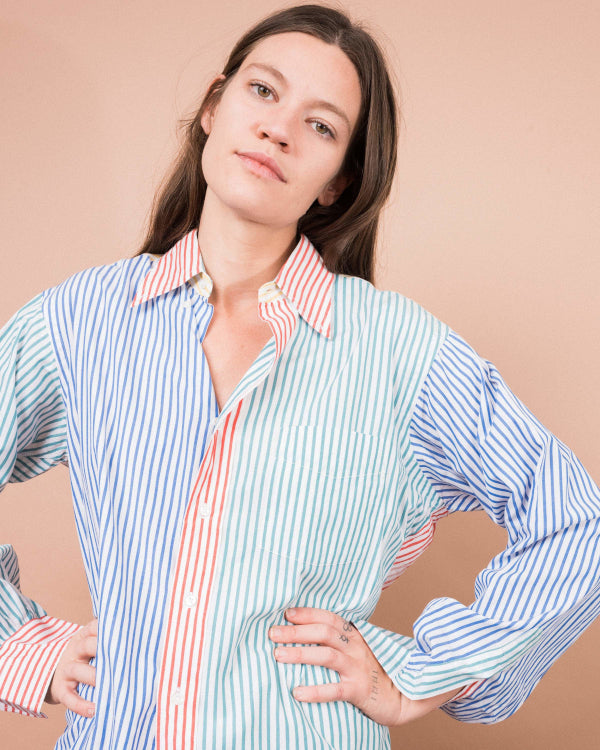 Vintage Blouse By Closed Caption