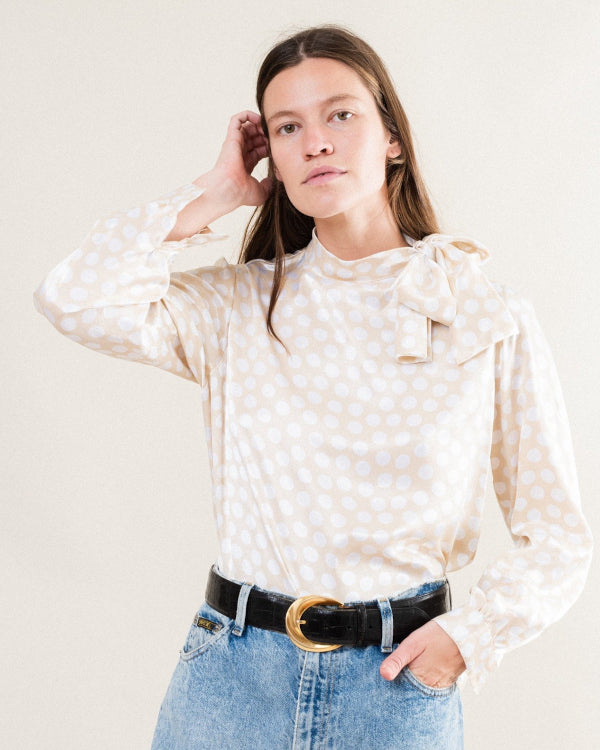 Girl Next Door Blouse By Closed Caption