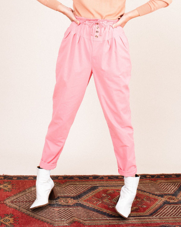 Candy Cotton Pants By Closed Caption