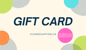 Gift Card - $500