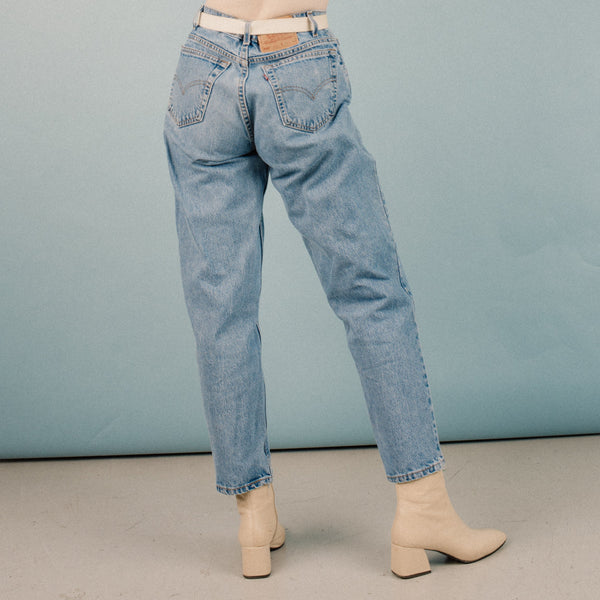Vintage LEVI'S High Rise Denim Pants / S/M
