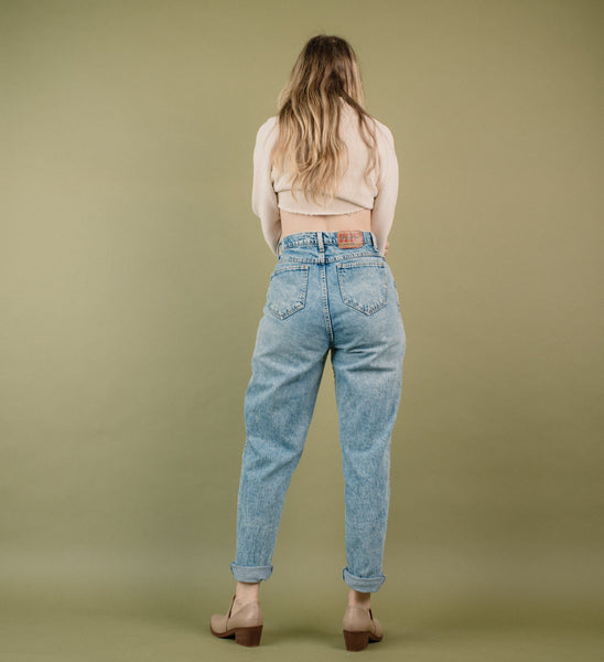 Vintage SASSON Medium Wash Denim Pants / S/M
