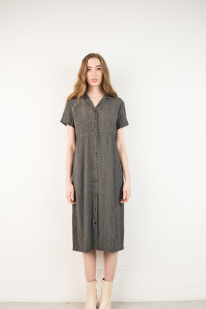Vintage Shirt Dress  / S - Closed Caption