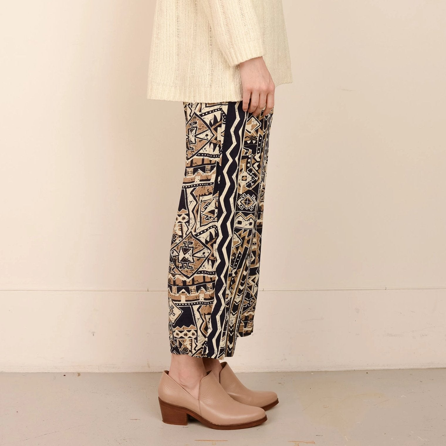 Vintage Hippie Chic Pants/ S