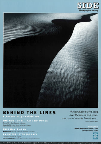 Behind the Lines (ref 116)