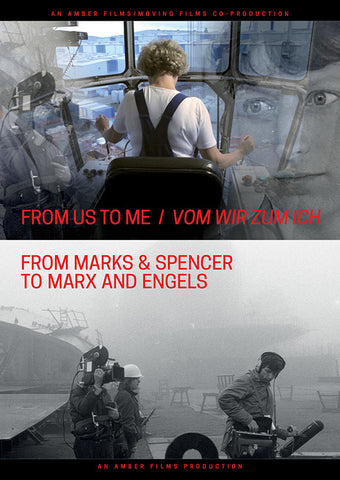 From Us To Me and From Marks & Spencer to Marx and Engels
