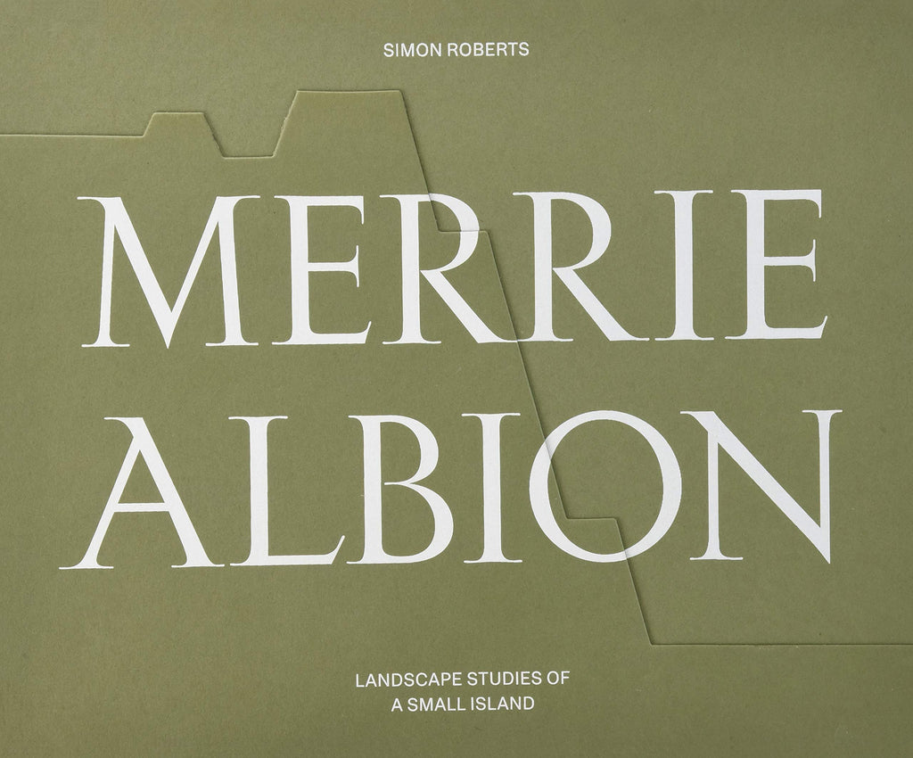Simon Roberts - Merrie Albion (Limited Signed Copies)