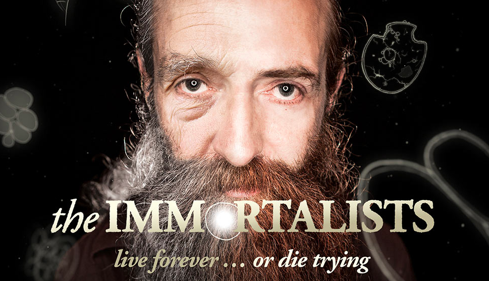 Sunday 2nd April . 3pm . The Immortalists