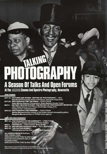 Talking Photography [Weegee image] (ref 50)