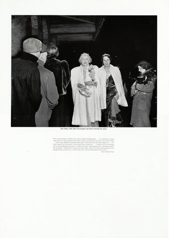 Weegee Poster - The Critic (ref 4)