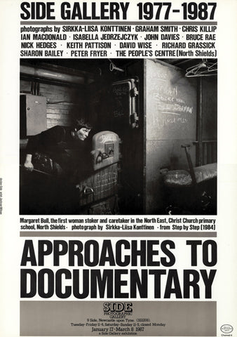 Approaches to Documentary (ref 40) limited stock