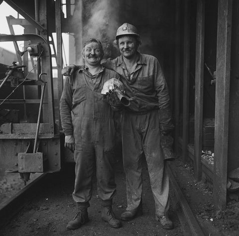 Peter Fryer, Derwenthaugh Coke Works, Portrait