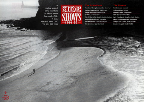 Side Shows 1991-1992 (ref 120)