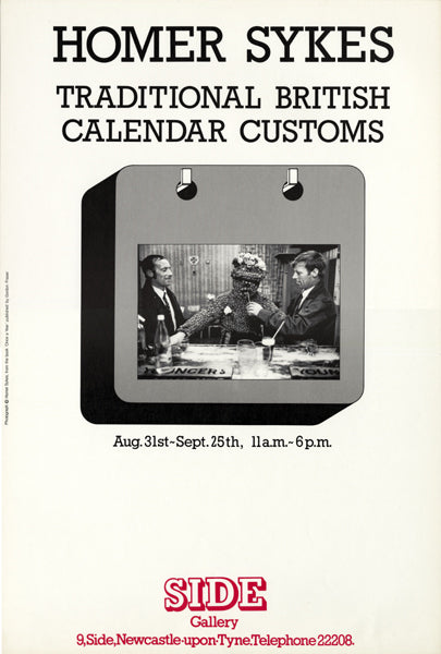 Traditional British Calendar Customs (ref 33)