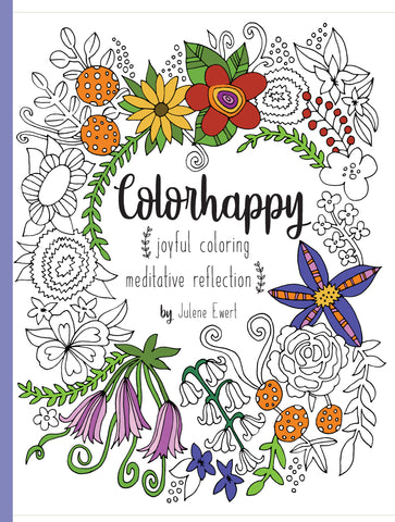 Colorhappy -- Book