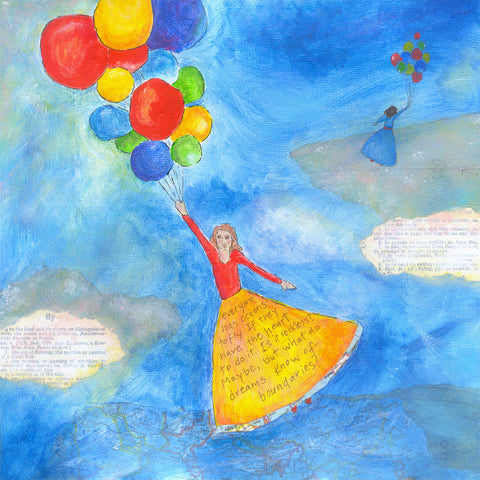 Balloon Dreams - Print