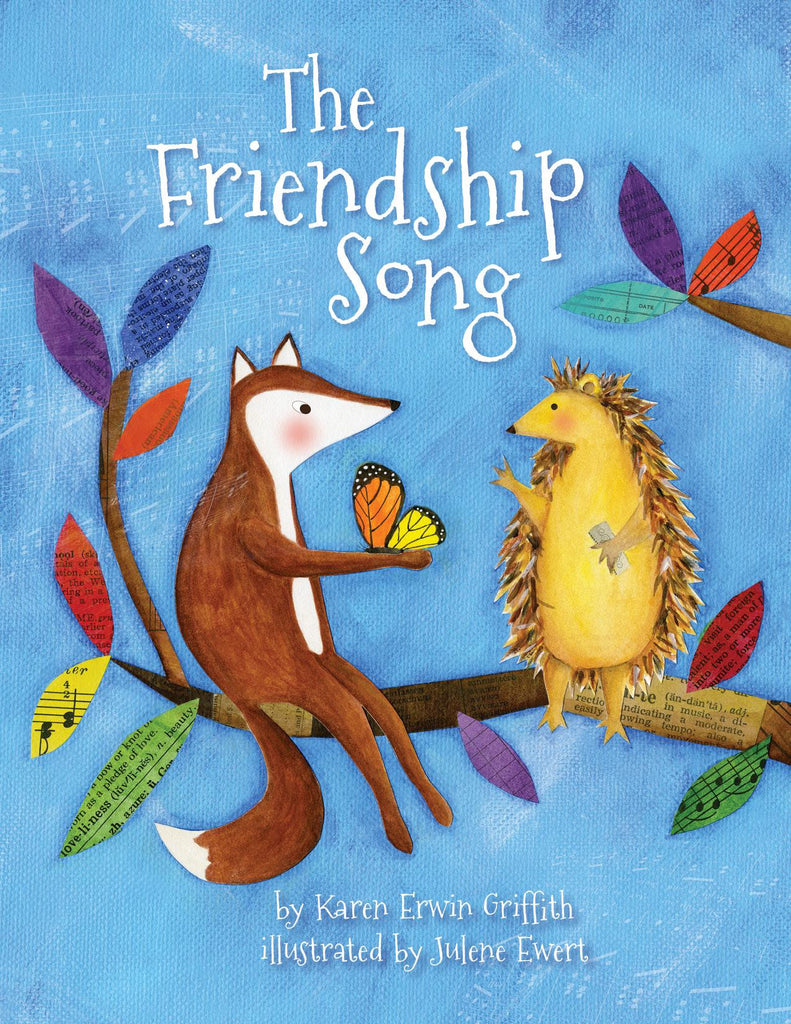 The Friendship Song  -- Book