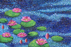 waterlilies - Print