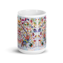 Deep-Rooted Beginnings Tree Mug