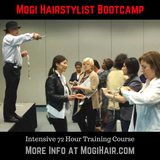 2018 September Advanced Hair Stylist Training BootCamp Mogi KC Beauty Academy Cosmetology Class