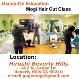 Mogi Hands On Stylist Education Class 2015 Tuition