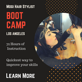 2017 Mogi Hair Method - Live Hands On Hair Stylist BootCamp Training Class