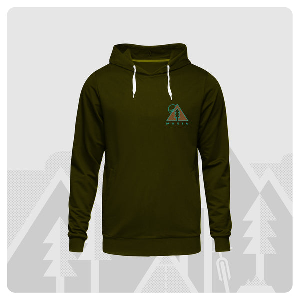 Forest Logo Hooded Sweatshirt