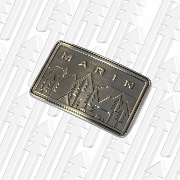 Marin Belt Buckle - Limited Edition