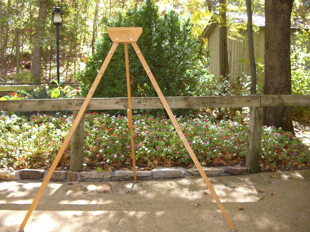 Triangle Loom Stand