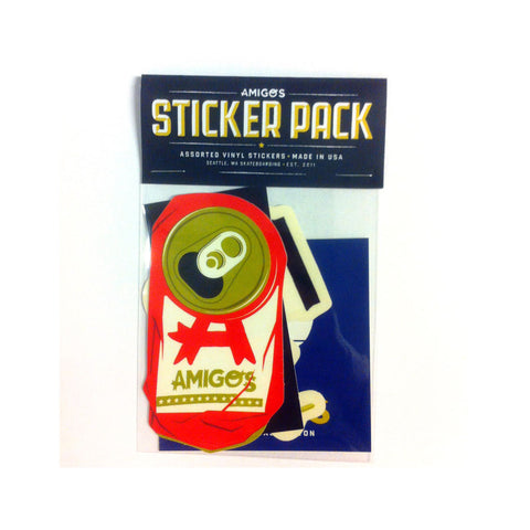 Sticker and Button pack
