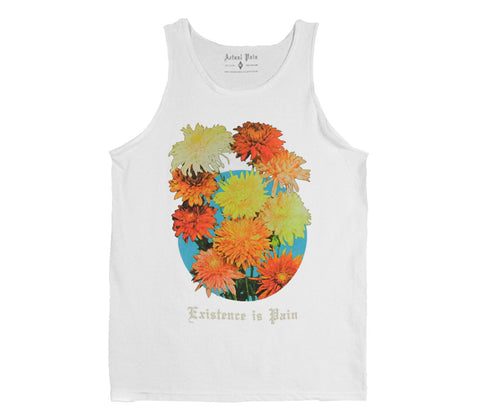 Existence is Pain // Tank // White