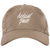 Script Logo // Brushed Twill // Unstructured Hat