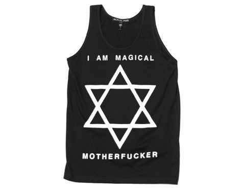 I Am Magical // Tank // Black