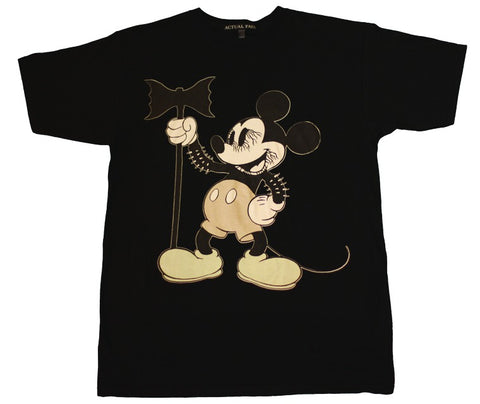 Immortal Mouse // Tee // Black