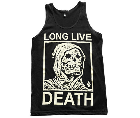 Long Live Death // Tank // Black