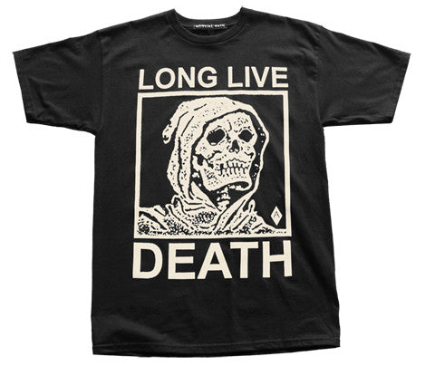 Long Live Death // Tee // Black