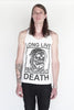 Long Live Death // Tank // White