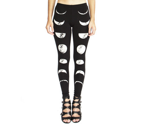 Lunatics // Leggings // Black