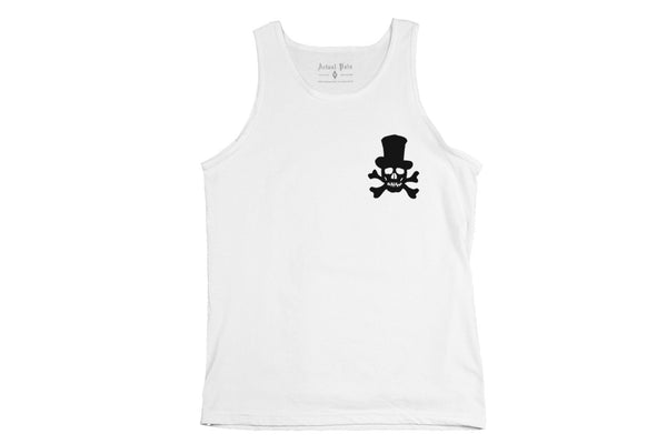 Salvation // Tank // White