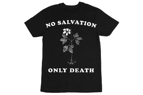 Salvation // Tee // Black
