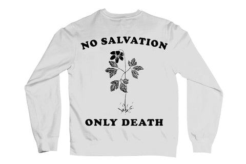 Salvation // Crew // White