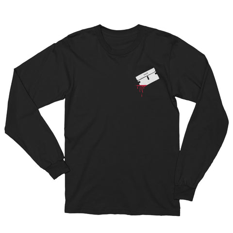 RAZOR'S EDGE // Unisex Long Sleeve T-Shirt