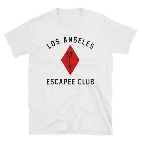 ESCAPE FROM LA // White Unisex T-Shirt