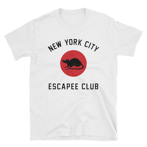 Escape from NY // White Unisex T-Shirt