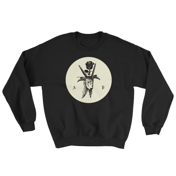 GOAT ROSE // CREWNECK Sweater